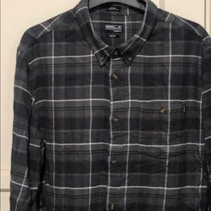 New without tags O'Neill flannel